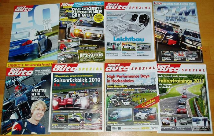 21x sport auto 2012 2011 zeitschrift sammlung motorsport. Black Bedroom Furniture Sets. Home Design Ideas