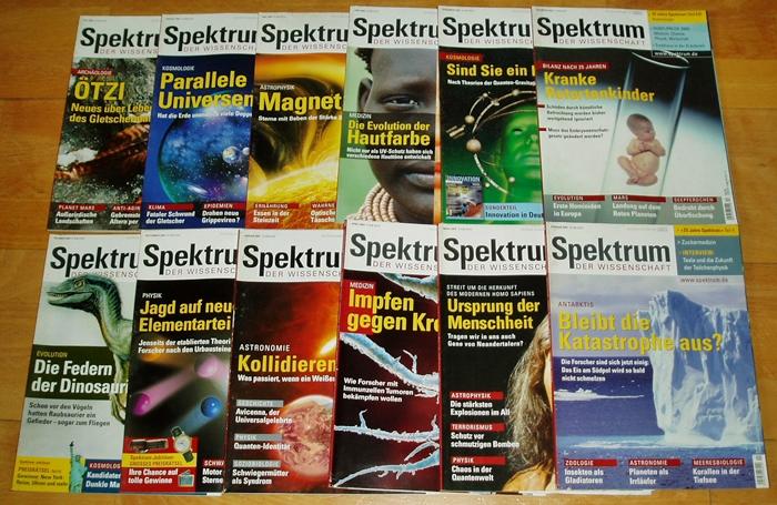 Zeitschrift Spektrum